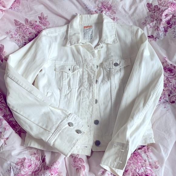 Jcrew Denim Classic Iconic Jean Jacket
